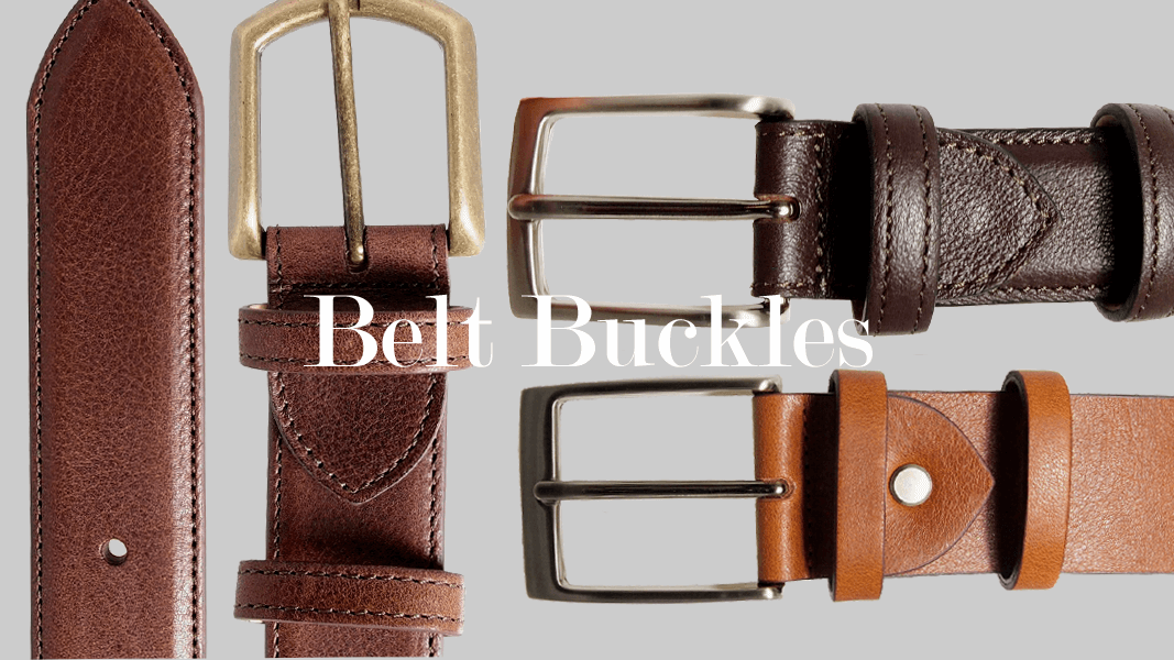 A Guide to Belt Buckles