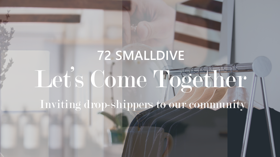 To Slow Retail Drop-Shippers: Unite with Us!