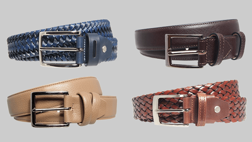 A Guide to Belt Strap Materials