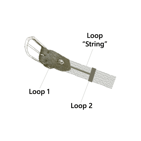 Important Functional Parts of An Assembled 72 Smalldive Belt