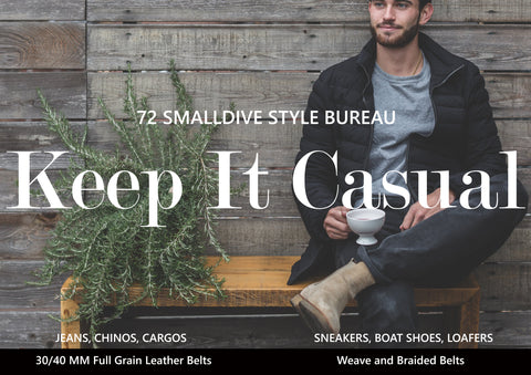 72 Smalldive Belt Style Advice for Casual Wear