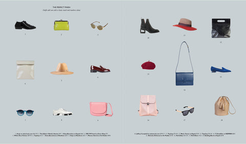 72 Smalldive Classic Shoulder Handbag Featured on February 2015 Issue of Catalog Magazine Singapore 02