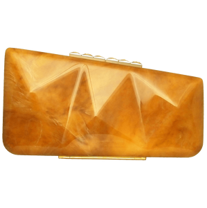 Minaudière in Alabaster Motif-Clutches-72 Smalldive