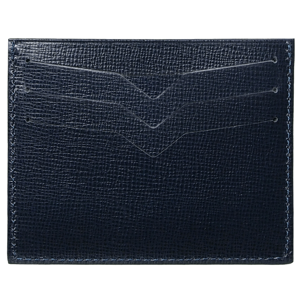 Saffiano Credit Card Wallet-Unisex Wallets-72 Smalldive
