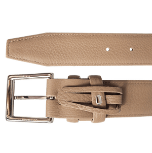 34 mm Duo Ply Leather Belt Beaver-Mens Belts-72 Smalldive