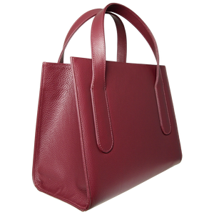 Pebbled Calf Leather Tote-Custom Order-72 Smalldive