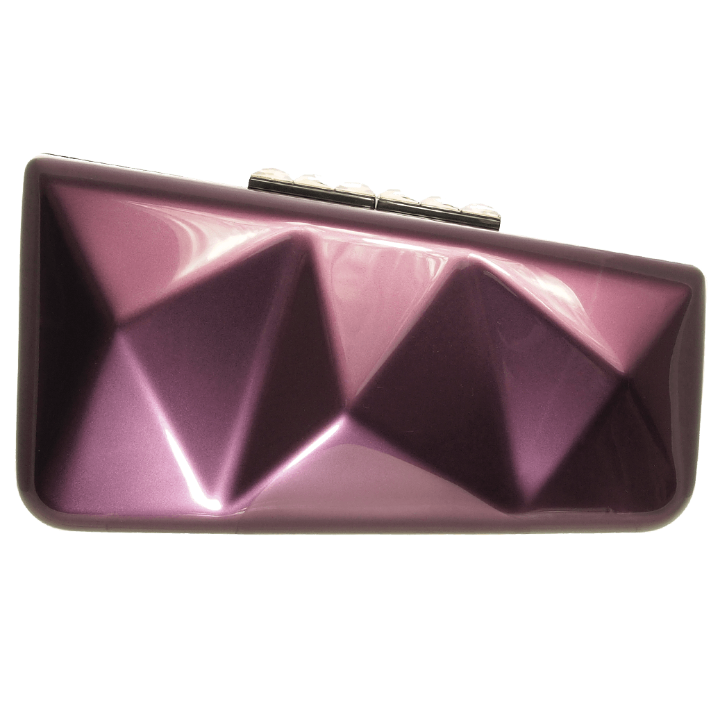 Minaudiére in Metallic Orchid-Minaudiere-72 Smalldive