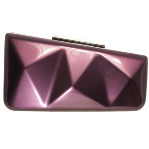 Minaudiére in Metallic Orchid-Clutches-72 Smalldive