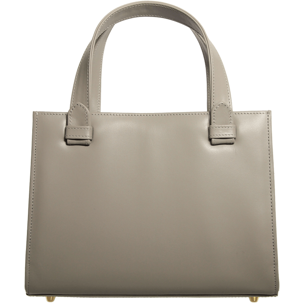 Calf Leather Tote Pumice-Handbag-72 Smalldive