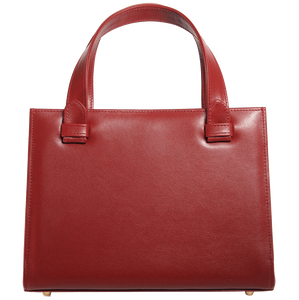 Calf Leather Tote Ruby-Handbag-72 Smalldive