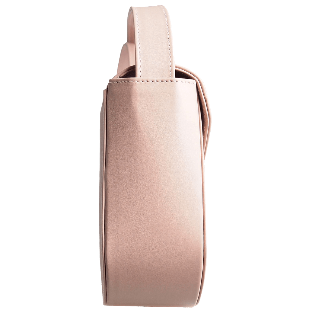 Saddle Bag with Dove Tail Fringe Dusty Rose - 72 Smalldive
