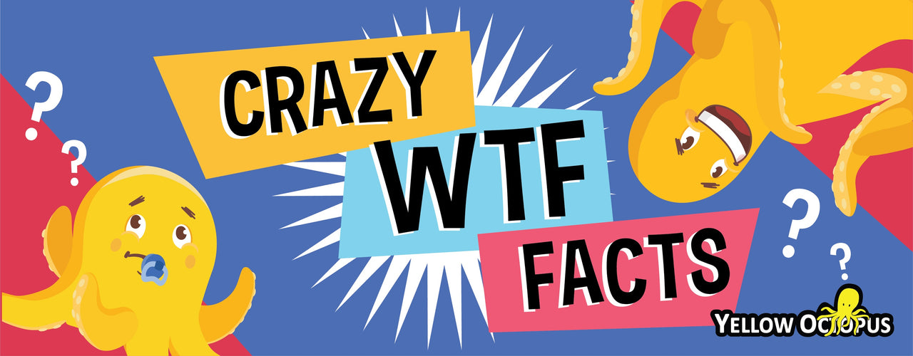 50 Unbelievable WTF Facts