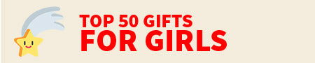 Top 50 Christmas Gifts For Girls