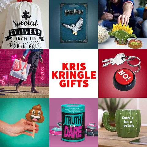 Top 10 Kris Kringle Gifts