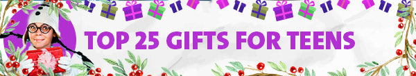 Top Cristmaas Gifts for Teens