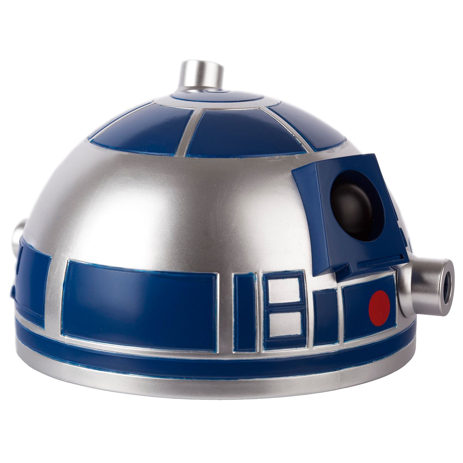 Star Wars R2-D2 Helmet Projection Alarm Clock - - Star Wars - Yellow Octopus