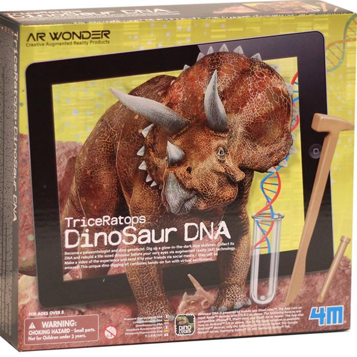 4M 4M Augmented Reality Dinosaur DNA Kit