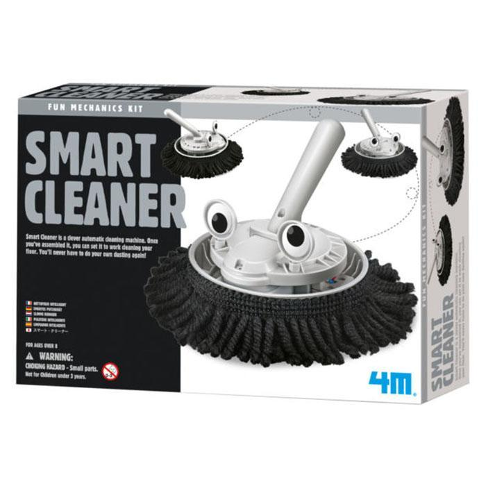 4M DIY Automatic Smart Cleaning Machine