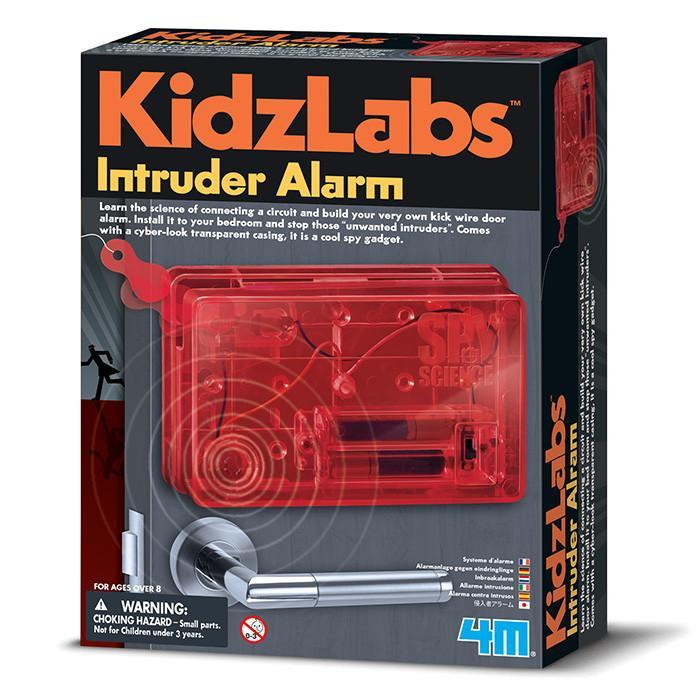 4M Kids DIY Intruder Alarm