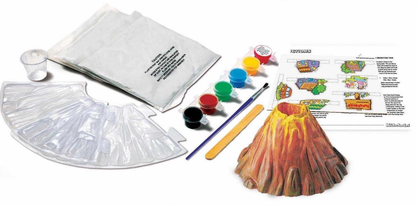 4M Volcano Making Kit | 4M