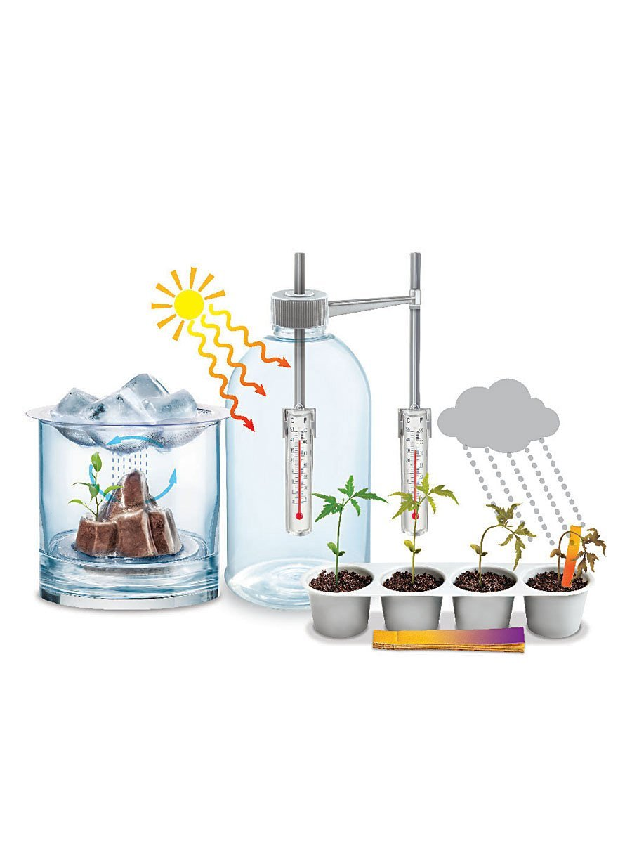 4M Weather Science Experiments Kit | 4M