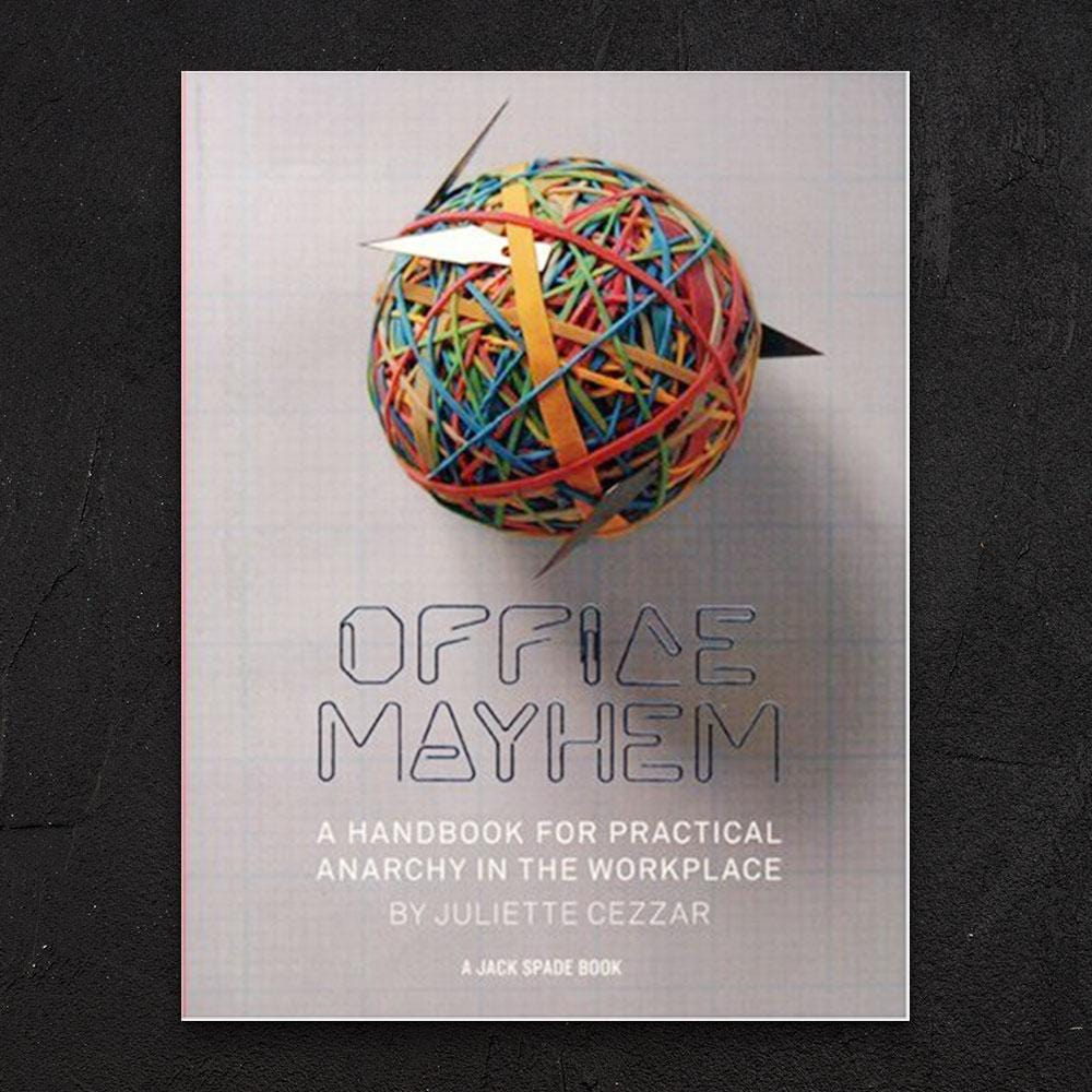 Office Mayhem: A Handbook to Practical Anarchy - - Brumby Sunstate - Yellow Octopus