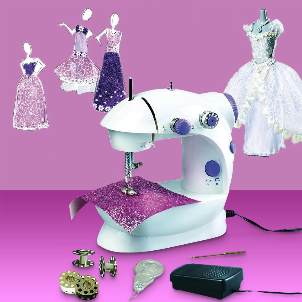 Designer Wedding Fashion Studio: Includes Sewing Machine! - - Small World Fashion - Yellow Octopus