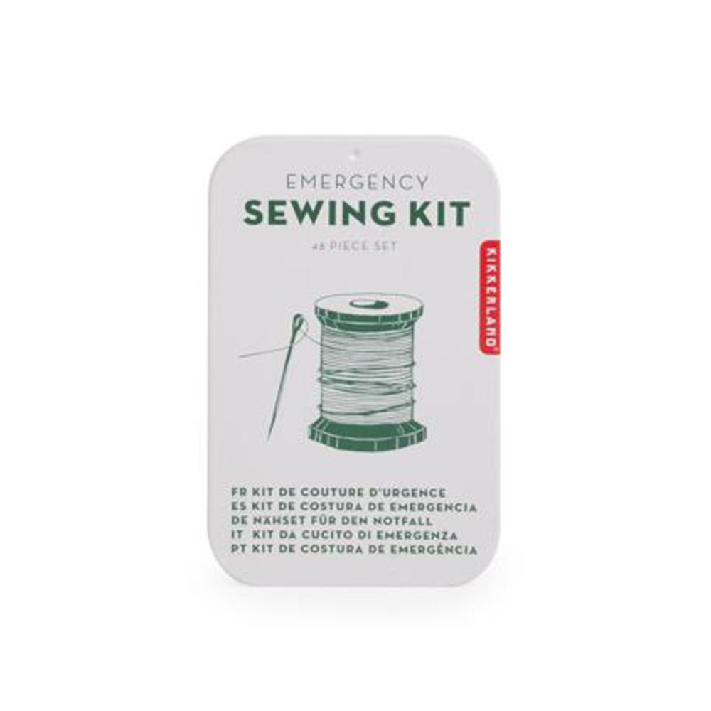 Kikkerland Emergency 48-Piece Sewing Kit