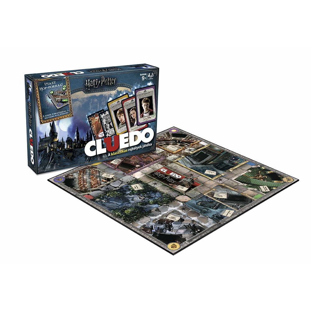 Harry Potter Cluedo Mystery Game