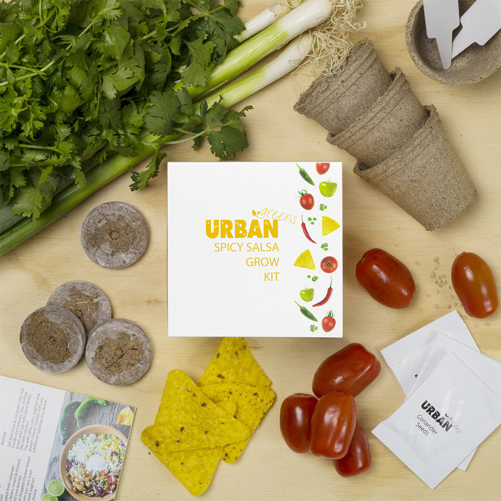 Urban Greens Herb Grow Kits