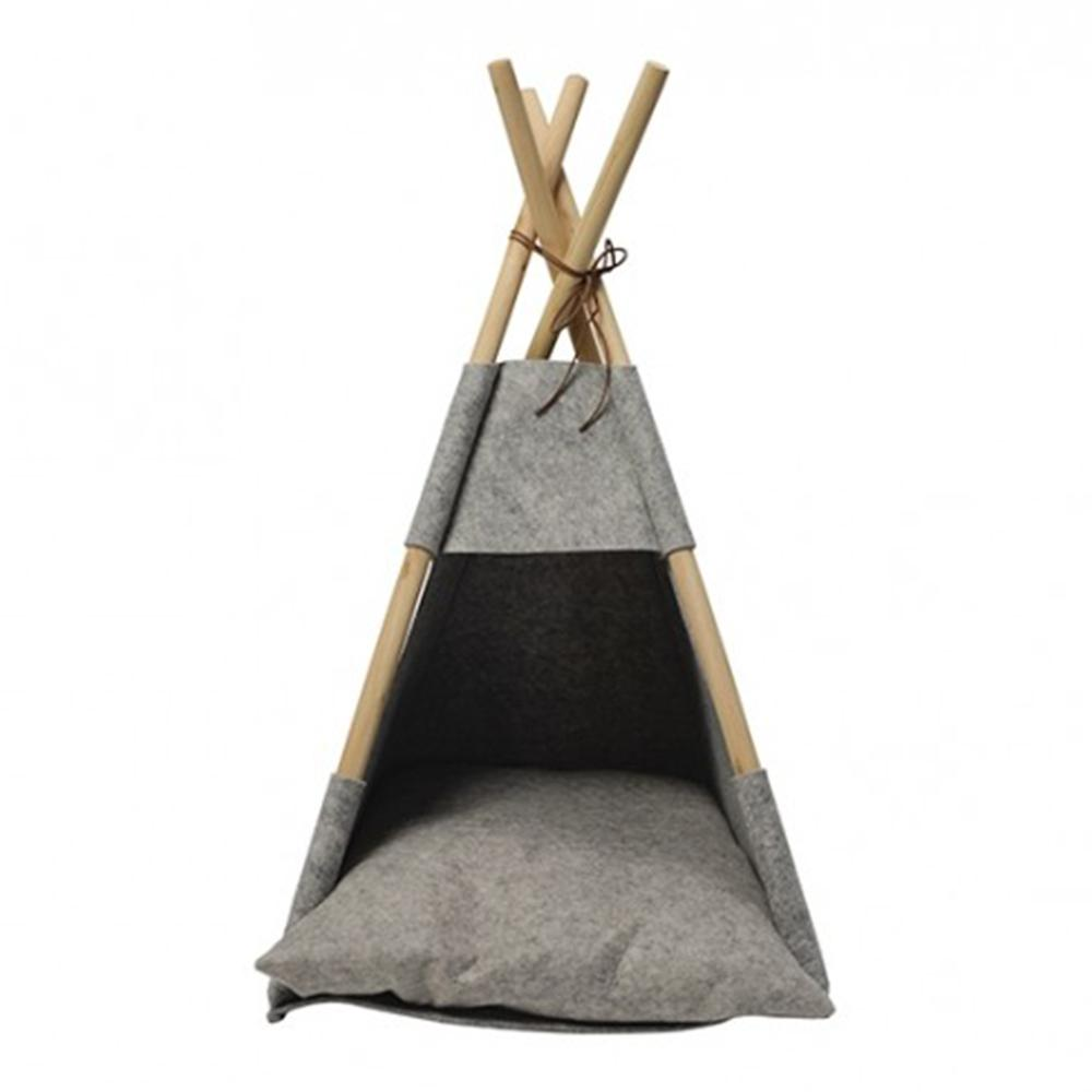 Pet Teepee - - Annabel Trends - Yellow Octopus