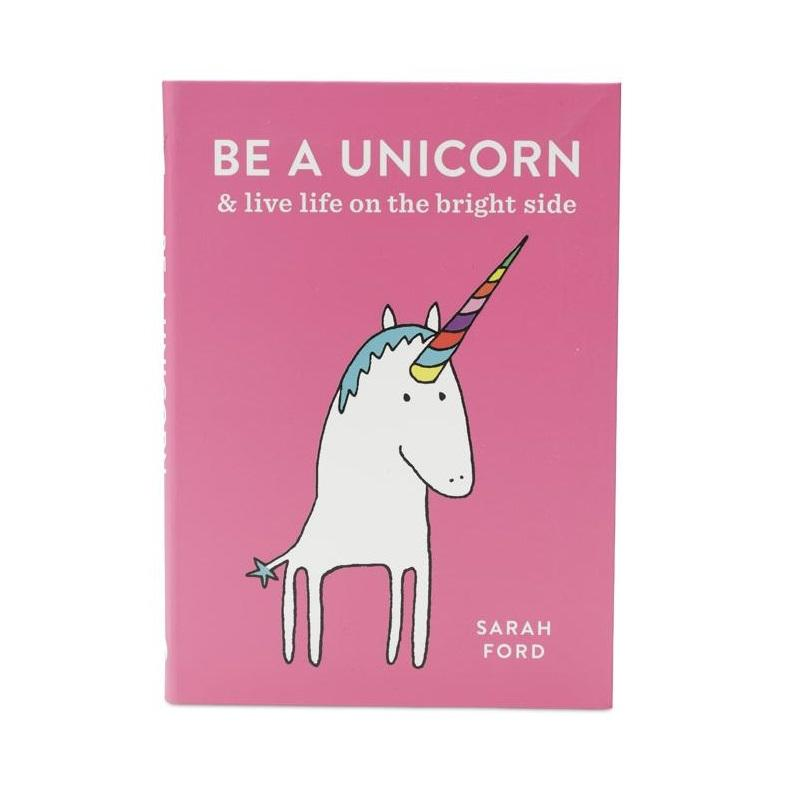 Be A Unicorn | A Book Full of Magical Positivity - - Spruce - Yellow Octopus