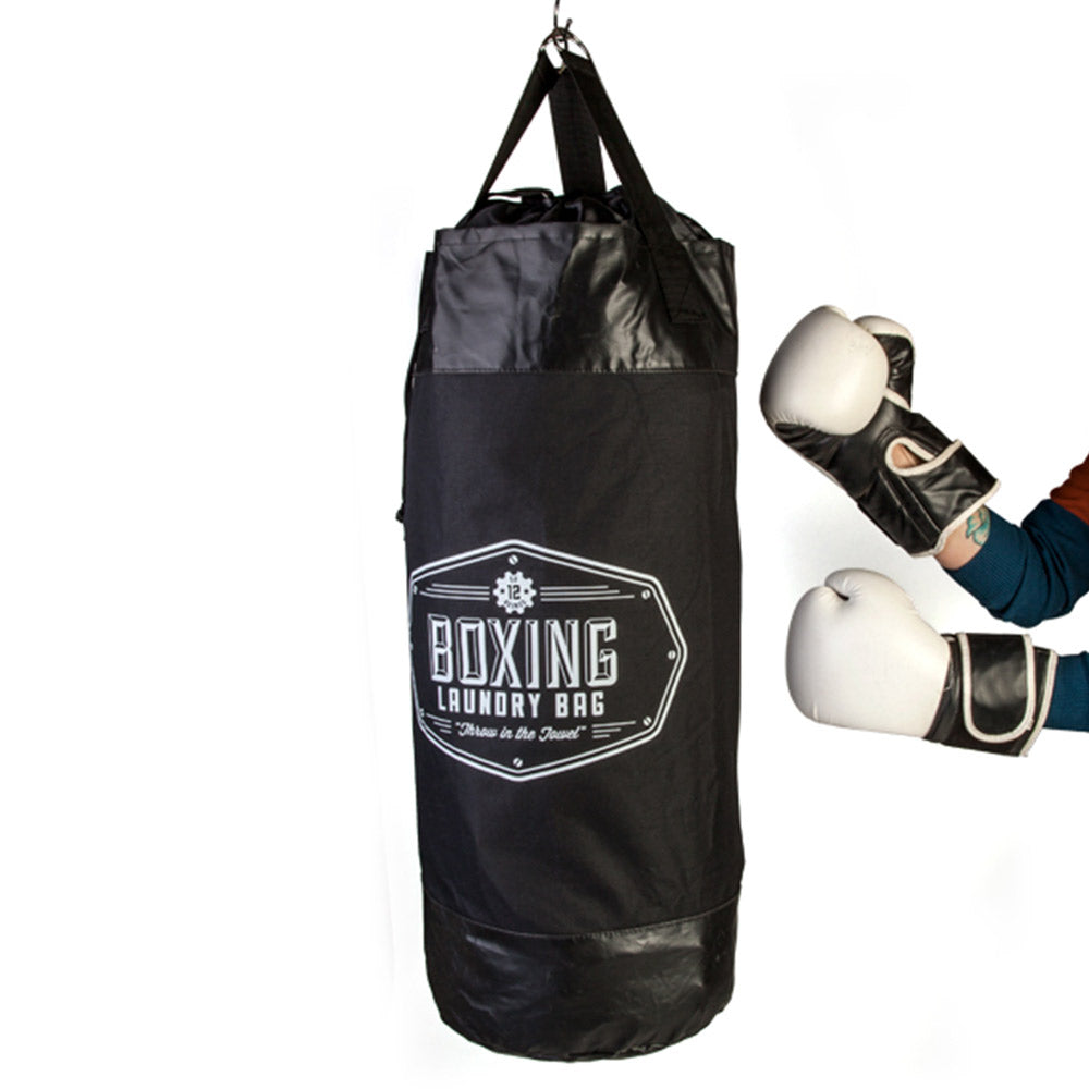 Boxing Laundry Bag - Smash That Laundry!