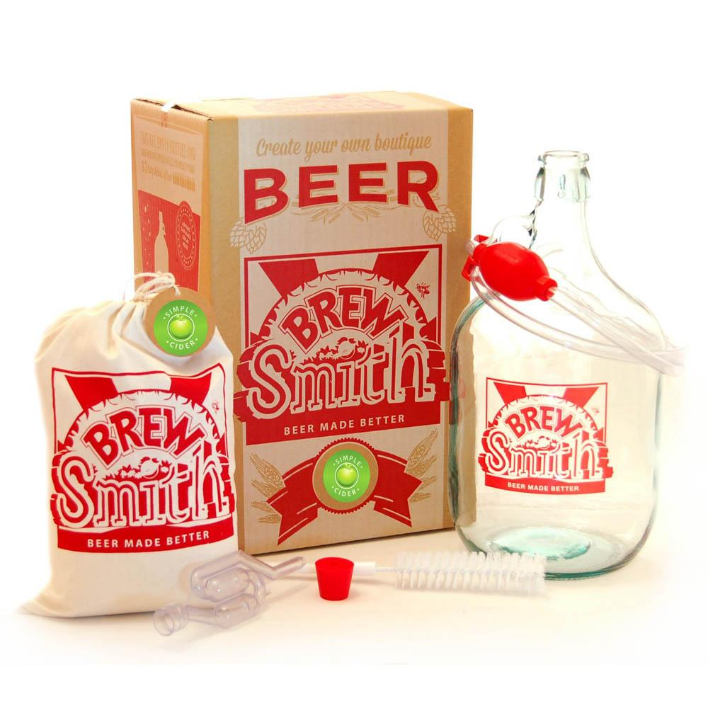 BrewSmith Simple Cider Brewing Kit