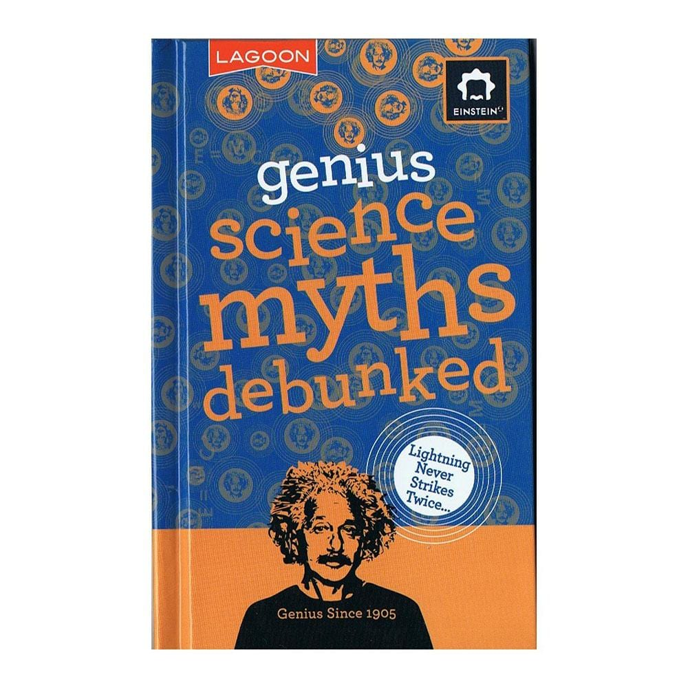 100 Science Myths Explored Book - - Lagoon - Yellow Octopus