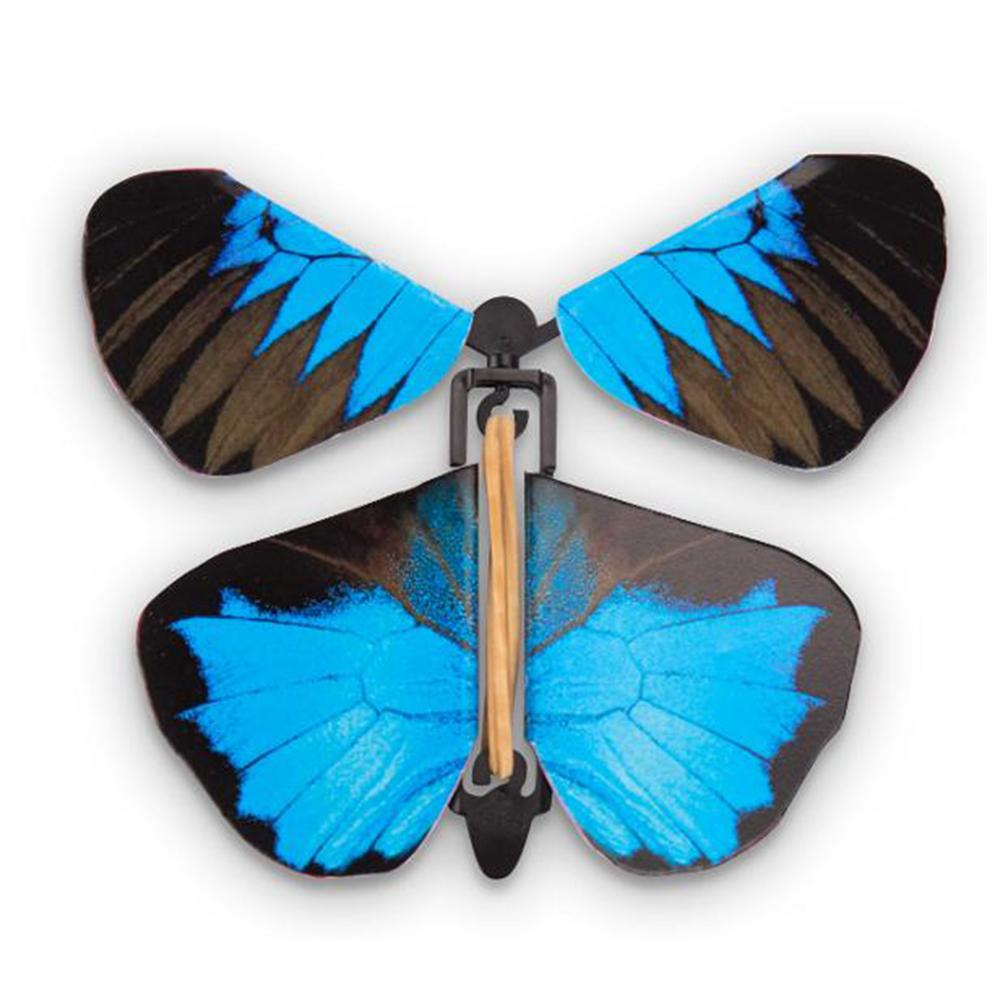 Magic Flying Butterfly Prank