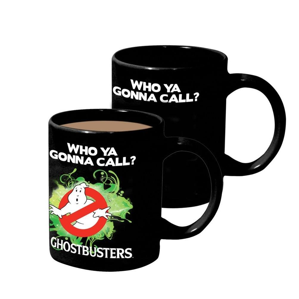 Ghostbusters Mug - - Ghostbusters - Yellow Octopus