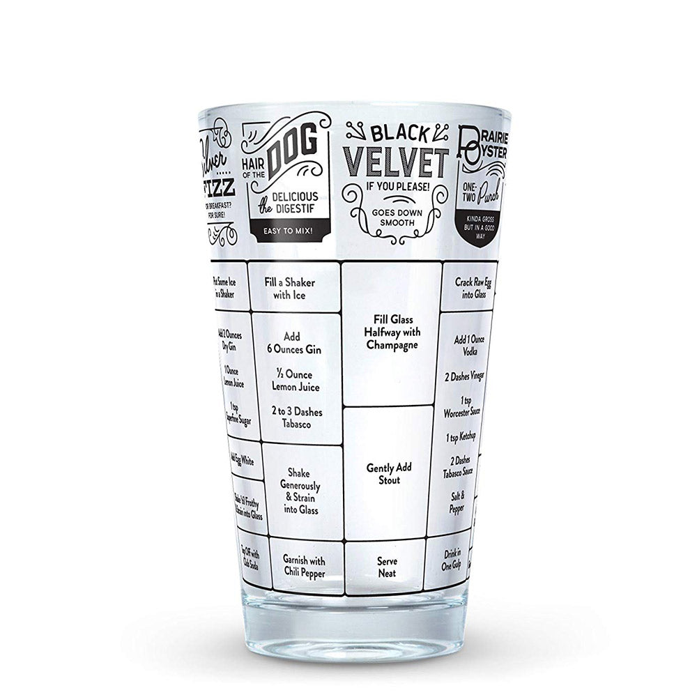Good Measure Hangover Cocktail Recipe Glass