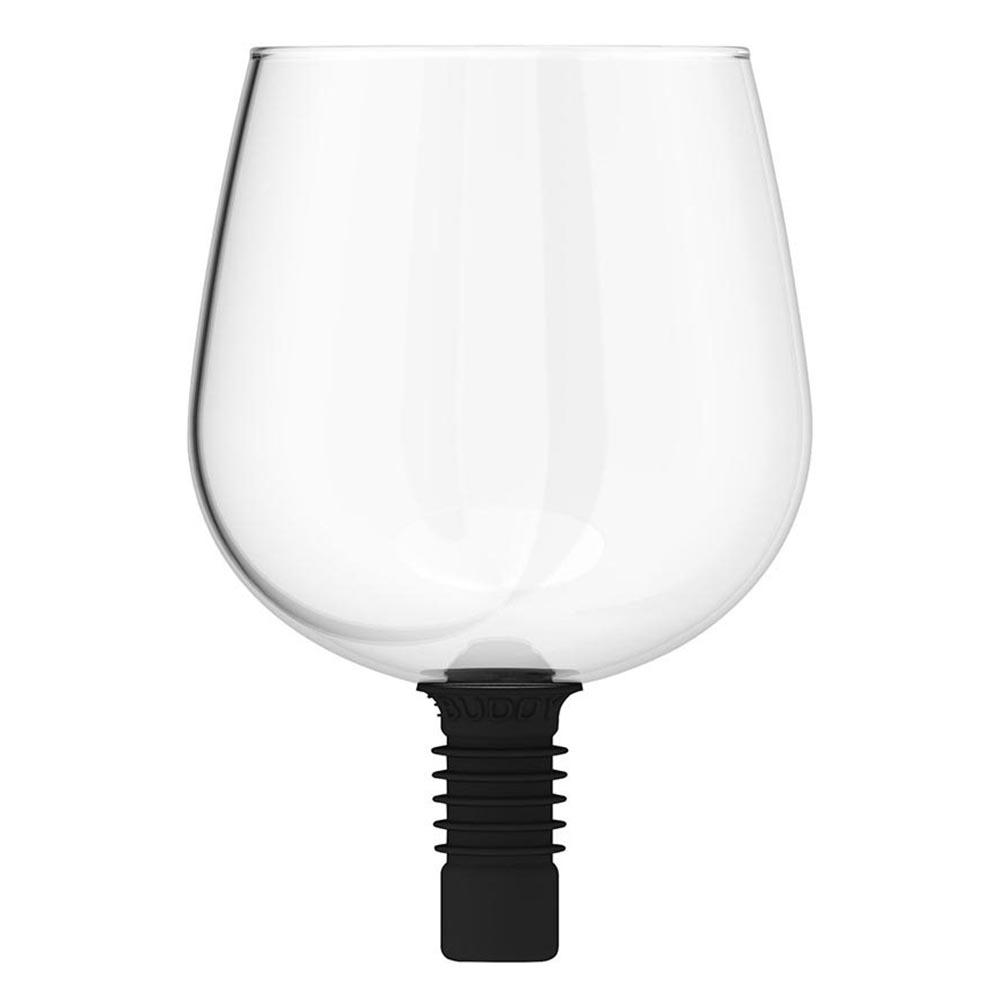 Guzzle Buddy Unbreakable Wine Bottle Glass