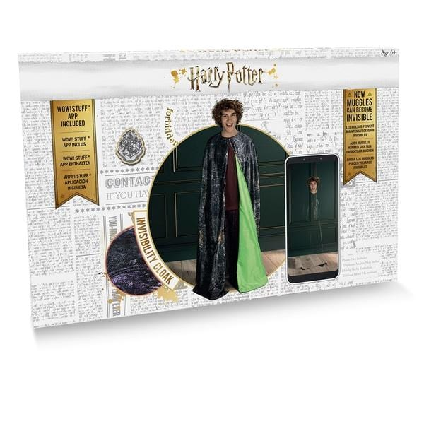 Official Harry Potter Invisibility Cloak *PRE-ORDER* - - Harry Potter - Yellow Octopus