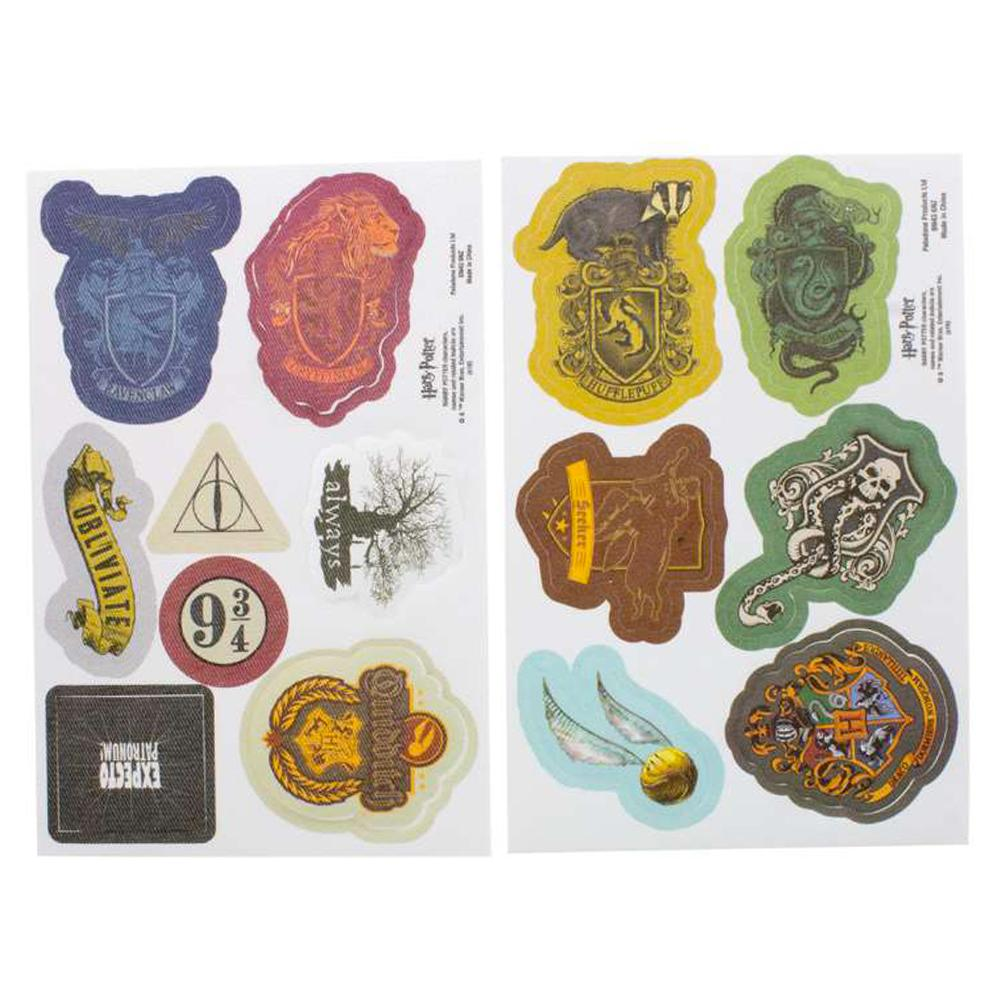 Harry Potter Iron-On Transfer Patches Pack of 14