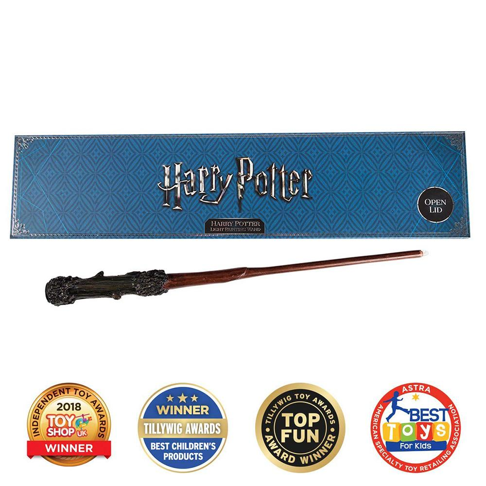 Harry Potter LED Light Painting Magic Wand - - Harry Potter - Yellow Octopus