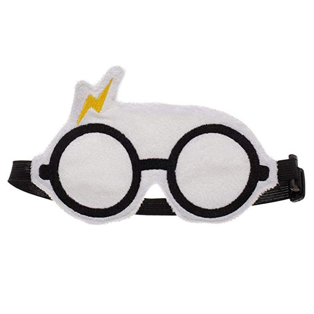 Harry Potter Scar Glasses Sleep Eye Mask Wizarding World