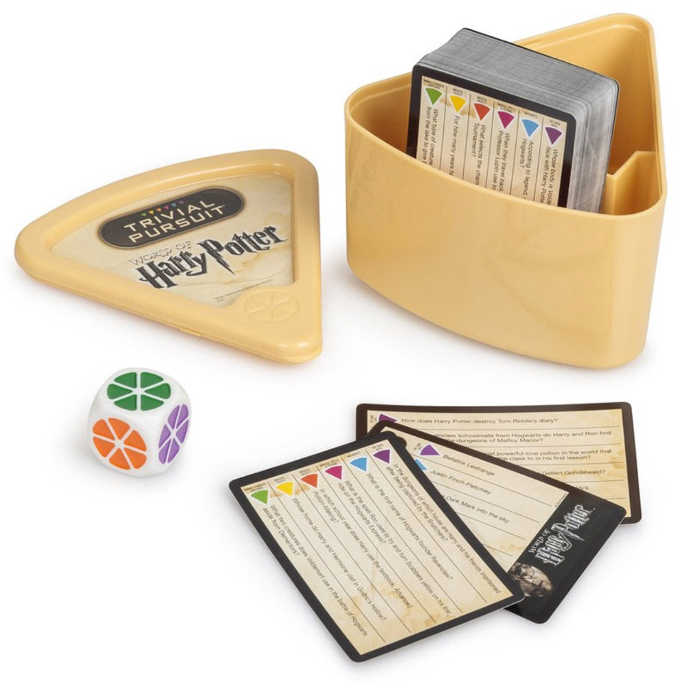 Harry Potter Trivial Pursuit - - Harry Potter - Yellow Octopus