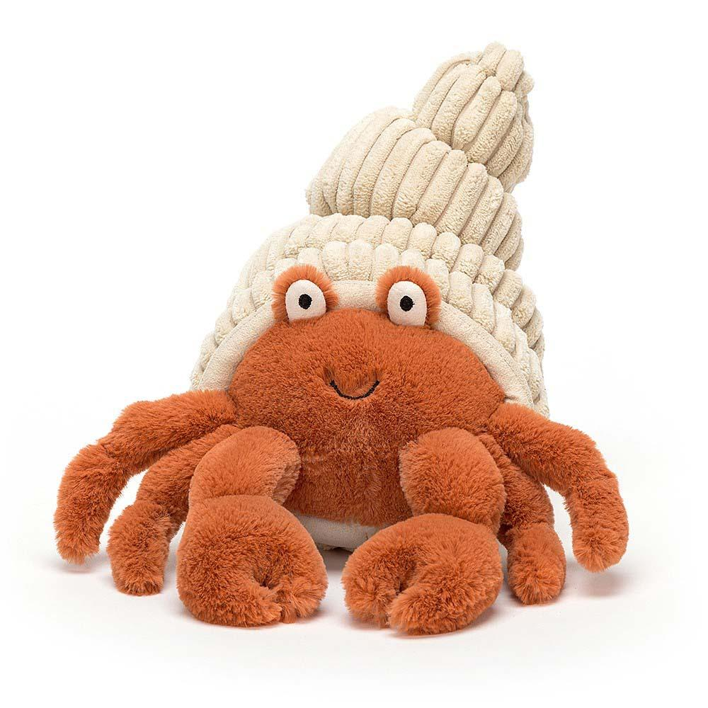 Jellycat Herman Hermit Crab - - JellyCat - Yellow Octopus