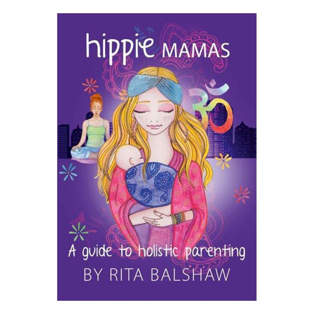 Hippie Mamas Holistic Parenting Guide Book - - Wambool Printing Solutions - Yellow Octopus