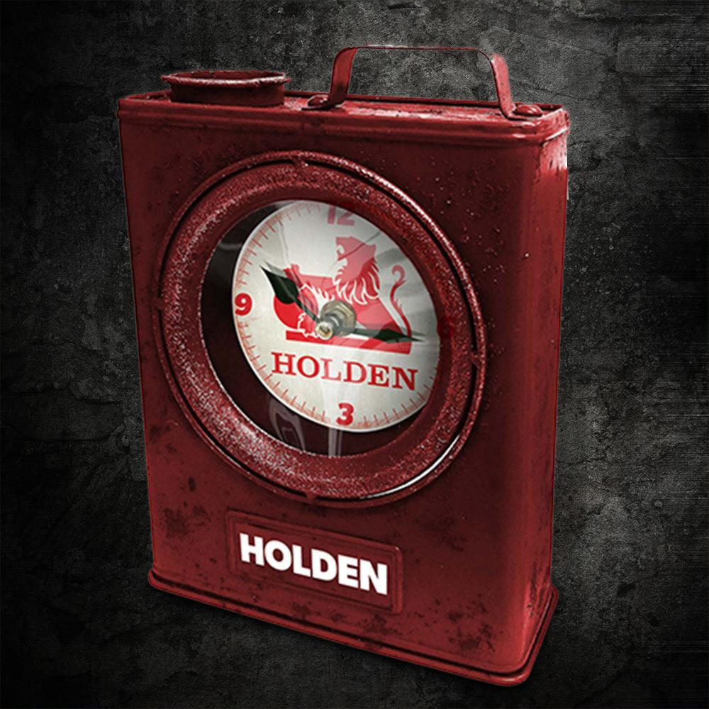Holden Heritage Jerry Can Clock - - Holden - Yellow Octopus