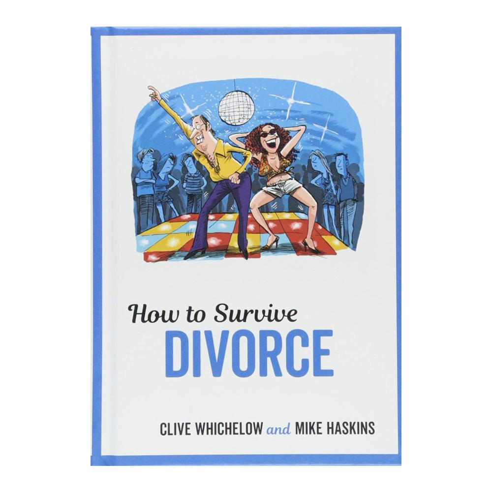 How To Survive Divorce Novelty Gift Book - - Summersdale - Yellow Octopus