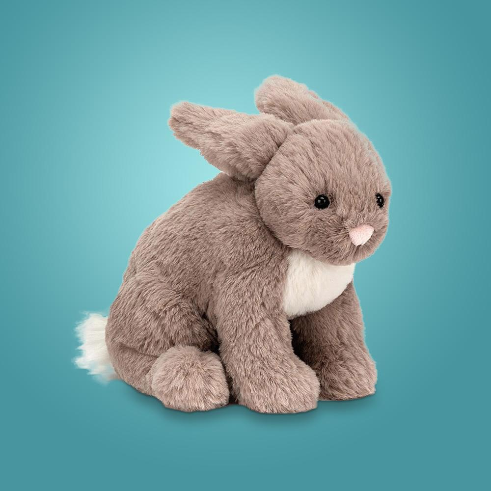 Jellycat Beige Riley Rabbit - - JellyCat - Yellow Octopus