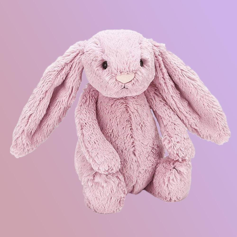 Jellycat Medium Tulip Bashful Bunny - - JellyCat - Yellow Octopus
